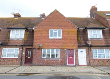 Thumbnail 3 bed terraced house for sale in The Stade, Folkestone