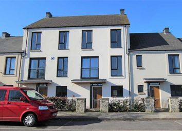 Thumbnail 4 bedroom terraced house for sale in Chamberlain Road, Locking, Weston-Super-Mare