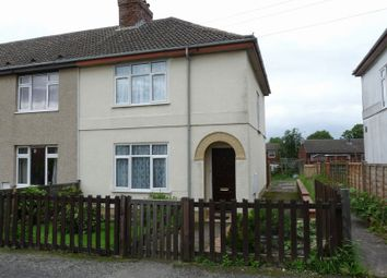 Thumbnail 2 bed semi-detached house to rent in Hall Street, Church Gresley, Swadlincote