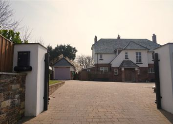 Thumbnail 5 bedroom detached house for sale in Bickington, Barnstaple