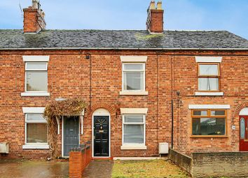 Thumbnail 2 bed terraced house for sale in Wybunbury Road, Willaston, Nantwich