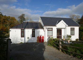 Thumbnail 3 bed bungalow for sale in Llansawel, Llandeilo