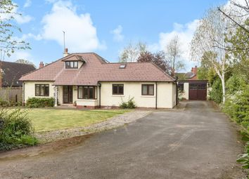 Thumbnail 4 bed detached bungalow for sale in Penn Grove Road, Hereford, Herefordshire