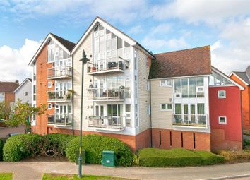 Thumbnail 2 bed flat for sale in Lindel Court, Kings Hill