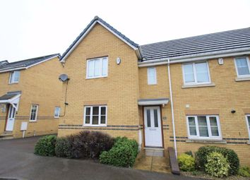 Thumbnail 2 bed end terrace house to rent in Chapel Close, Rushden, Northamptonshire