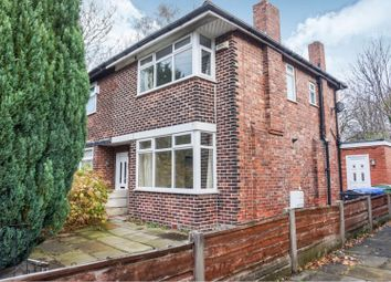 Thumbnail 2 bed semi-detached house for sale in Old Hall Road, Manchester