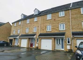 Thumbnail 5 bed town house to rent in Boleyn Avenue, Peterborough
