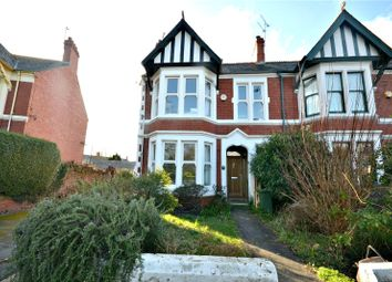 4 bed terraced house for sale in Waterloo Road, Penylan, Cardiff CF23