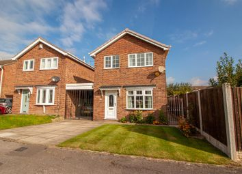Thumbnail 3 bed detached house for sale in Hillview, Retford