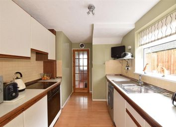 Thumbnail 3 bed end terrace house for sale in Broad Road, Hambrook, Chichester, West Sussex