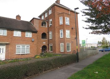 Thumbnail 3 bed flat for sale in Packington Avenue, Shard End, Birmingham