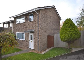 Thumbnail 2 bed semi-detached house for sale in Sheridan Close, Frampton, Dorchester