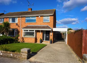 Thumbnail 3 bed semi-detached house for sale in Chalford Avenue, Swindon