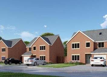 Thumbnail 5 bed detached house for sale in The Burtons, Lytham Road, Warton, Preston, Lancashire