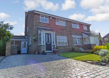 3 bed semi-detached house for sale in Hallfield Drive, Easington, Peterlee SR8