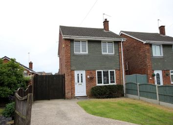 Thumbnail 3 bedroom detached house for sale in Newstead Close, Selston
