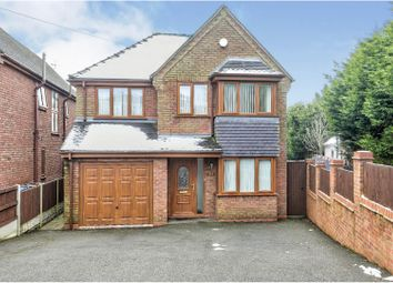 Thumbnail 4 bed detached house for sale in Ash Bank Road, Stoke-On-Trent