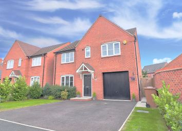 Thumbnail 5 bed detached house for sale in Marisco Close, Boulton Moor, Derby