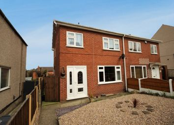 Thumbnail 3 bed semi-detached house for sale in Lower Somercotes, Somercotes, Alfreton