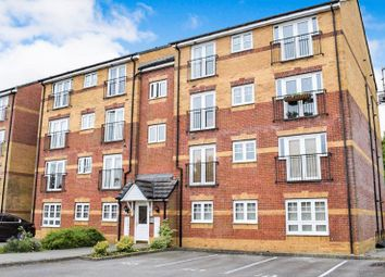 Thumbnail 2 bed flat for sale in Everside Close, Walkden, Manchester