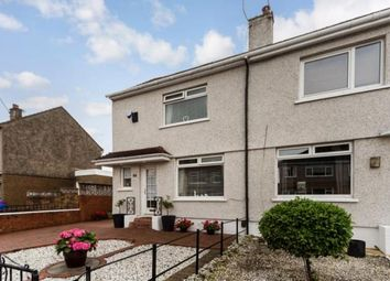 Thumbnail 2 bed end terrace house for sale in Sandgate Avenue, Glasgow, Lanarkshire