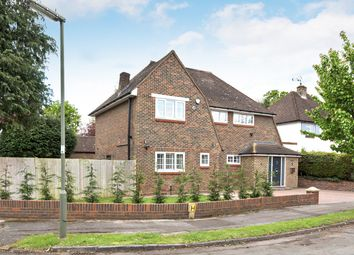 Thumbnail 4 bed detached house for sale in Evelyn Way, Stoke D'abernon, Cobham