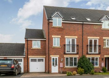 Thumbnail 4 bed town house for sale in Colliers Way, Huntington, Cannock