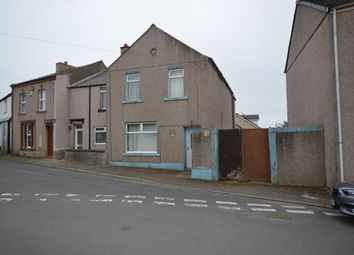 Thumbnail 3 bed terraced house for sale in Yeathouse Road, Frizington