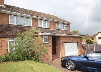 Thumbnail 4 bed semi-detached house for sale in Silverhurst Drive, Tonbridge