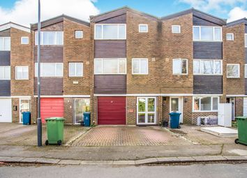 Thumbnail 3 bedroom town house for sale in Blackwell Close, Harrow