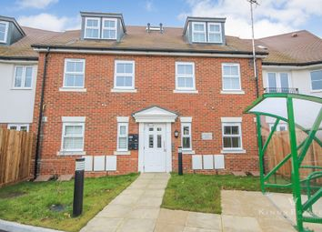 Thumbnail 2 bed flat for sale in Forge Green Court, Essex Road, Halling, Rochester