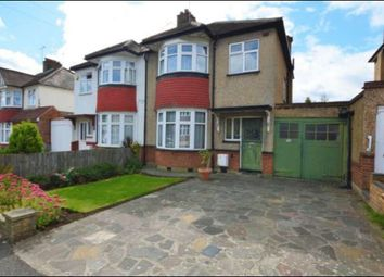 Thumbnail 3 bed semi-detached house to rent in Cambridge Road, Harrow, Middlesex