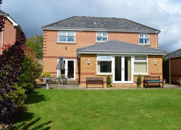 Thumbnail 4 bed detached house for sale in Everest Walk, Llanishen, Cardiff