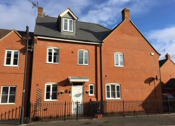 Thumbnail 3 bedroom terraced house for sale in Mariner Road, Swindon