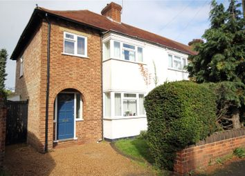 Thumbnail 3 bed end terrace house for sale in Alwyns Lane, Chertsey, Surrey