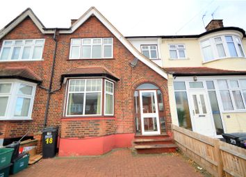 Thumbnail 3 bed terraced house for sale in Woodend, London