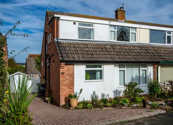 Thumbnail 3 bed semi-detached house for sale in Branches Close, Bewdley
