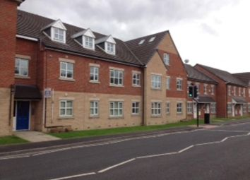 Thumbnail 2 bed flat for sale in Samuel Court, Barnsley