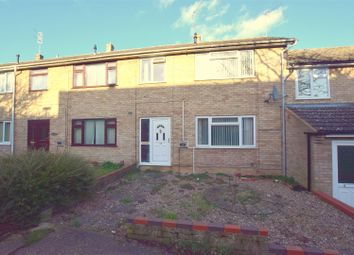 Thumbnail 3 bedroom terraced house for sale in Leewood Crescent, New Costessey, Norwich