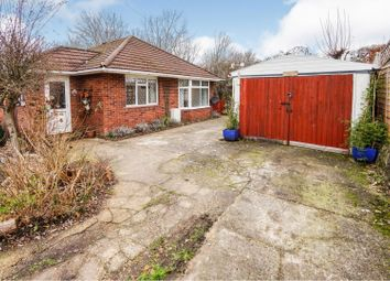 Maxwell Road, Southampton SO19. 3 bed detached bungalow for sale