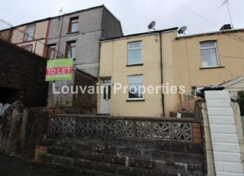 Thumbnail 2 bed terraced house to rent in Alexandra Terrace, Georgetown, Tredegar, Blaenau Gwent.