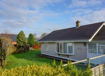 Thumbnail 2 bed detached bungalow for sale in Min Yr Afon, Trefeglwys