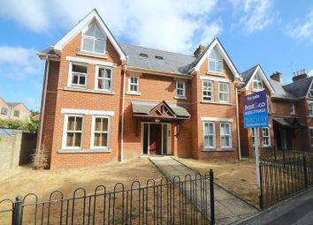 Thumbnail 2 bed flat for sale in Approach Road, Ashley Cross, Poole