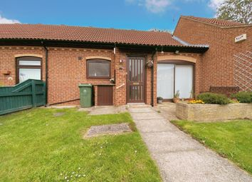 Thumbnail 2 bed terraced bungalow for sale in Clare Court, Grimsby