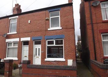 Thumbnail 2 bed terraced house for sale in Charlotte Street, Portwood, Stockport, Greater Manchester