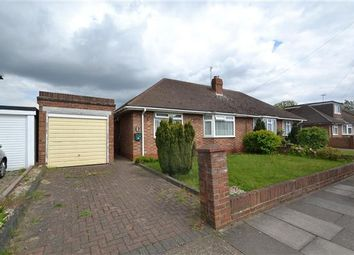 Thumbnail 2 bed bungalow for sale in Hazelmere Close, Feltham