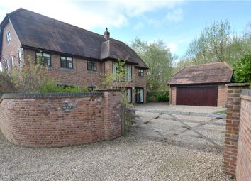 Thumbnail 6 bed detached house for sale in Ambarrow Farm Courtyard, Ambarrow Lane, Sandhurst
