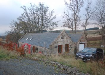 Thumbnail 2 bed detached bungalow for sale in The Old Mill, Silverburn Steading, Leslie, Insch