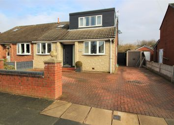 Thumbnail 4 bed semi-detached bungalow for sale in Rosedale Drive, Leigh