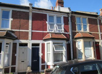Thumbnail 2 bed terraced house to rent in Clevedon Road, Bishopston, Bristol